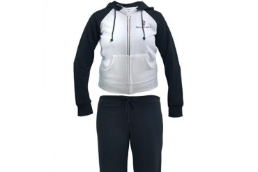 Hearts Women's Tracksuit by CafePress