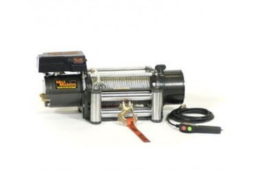 Mile Marker PE8000 Electric Winch  76-51240 8,000 to 10,500 lbs. Industrial Winches