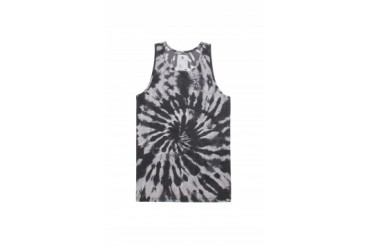 Mens On The Byas Tank Tops - On The Byas Alexander Tie Dye Tank Top