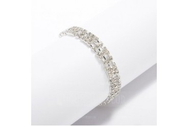 Alloy With Rhinestone Ladies' Bracelets (011033342)