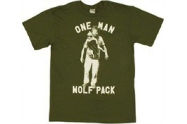 Hangover Alan Baby Carrier One Man Wolf Pack T-Shirt