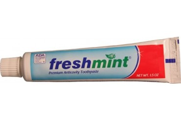 Freshmint 1.5 Oz Freshmint Premium Anticavity Toothpaste (pack Of 144)