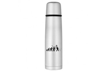 Racquetball Large Thermos Bottle Sports Large Thermosreg; Bottle by CafePress