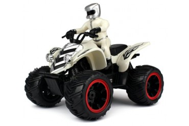 ATV Road Racer Remote Control RC Car, Rechargeable 1 10 Scale RTR