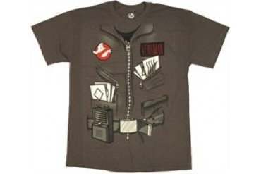 Ghostbusters Dr. Peter Venkman Costume T-Shirt