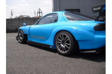 RE Amemiya GT-AD Version 2 Complete Body Kit Mazda RX-7 FD3S 93-02