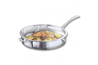 Calaphalon 5qt Saute Pan with Cover