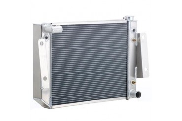 Be Cool Replacement Aluminum Radiator for GM V8 Engines with Automatic Transmission 63222 Radiator