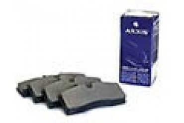 Axxis Deluxe Advanced Rear Brake Pads Acura Integra 86-01