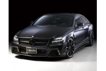Wald International Black Bison Aerodynamic Body Kit Mercedes-Benz CLS 11