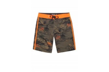 Mens Fox Board Shorts - Fox Camino Raid Boardshorts