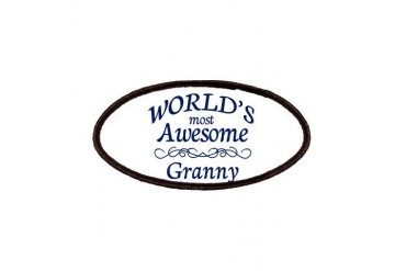 Granny Family Patches by CafePress