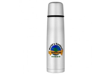 Large Thermos Bottle Earth Large Thermosreg; Bottle by CafePress