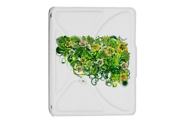 HibiscusGrowth Nature iPad 2 Cover by CafePress