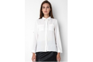 Contempo Blouse Shirt
