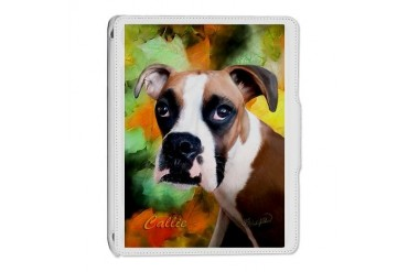 Beautiful Callie Dog iPad 2 Cover by CafePress