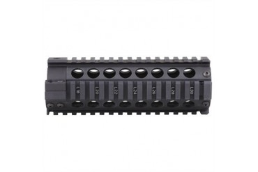 Ar-15/M16 Two-Piece Carbine Length Free-Float Forend 2-Piece Extended Length Free-Float Forend