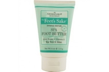 For Feet s Sake Intense Repair Spa Foot Butter 4 Oz Blend Of Tea Tree And