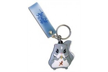 Samurai Champloo Momo Champ Flexible Keychains