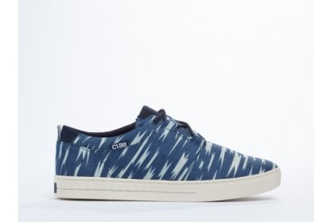 Clae Newman in Deep Navy Bolt Canvas size 9.0
