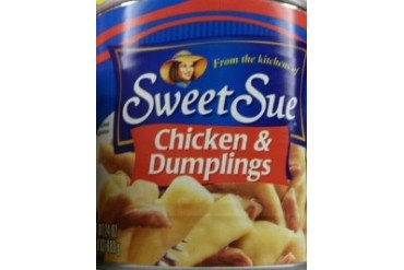 SWEET SUE CHICKEN amp DUMPLINGS 24 OZ