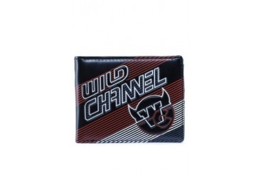 Wild Channel @ Tropicana Life Embossed Print PU Leather Men's Wallet