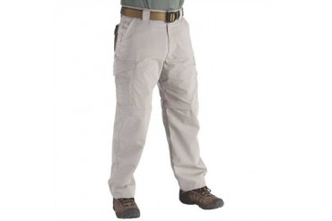 Men's 24-7 Series Zip-Off Pants - Zip-Off Pants 24-7 Khaki P/C R/S W:48 L:U