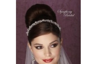 Symphony Bridal Crowns - Style 7131CR