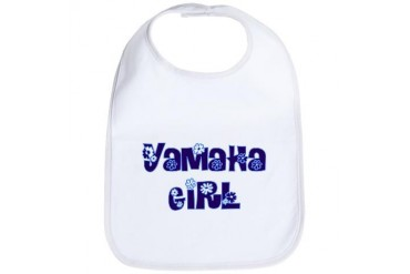 YAMAHA GIRL Sports Bib by CafePress