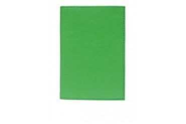 Green Passport Holder