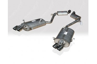Quicksilver Heritage Stainless Steel Exhaust System Maserati Quattroporte IV 3.2L V8 97-01