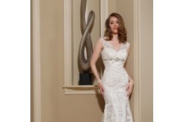 Davinci Quick Delivery Wedding Dresses - Style 50144