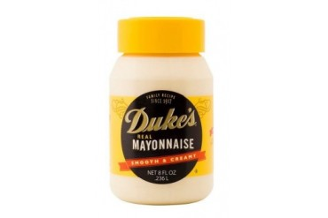 Duke s Real Mayonnaise Smooth amp Creamy 8 oz Jar