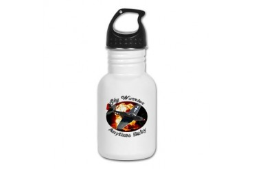 P-63 Kingcobra Baby Kid's Water Bottle by CafePress