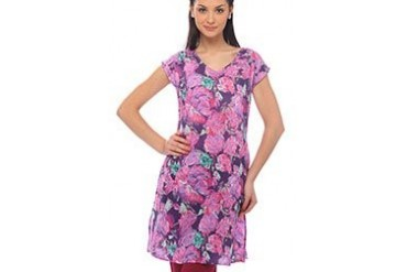 W Charming Multicolored Kurti