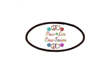 Cairn Terriers Pets Patches by CafePress
