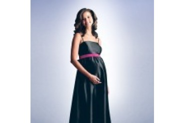 Bill Levkoff Maternity Bridesmaid Dresses - Style 9100