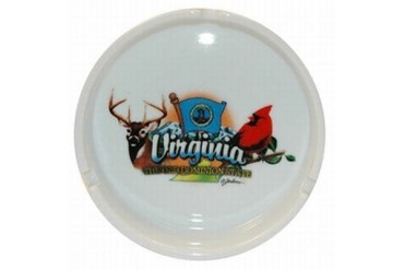 Jenkins Virginia Ashtray- Elements (pack Of 72)