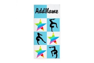 AMAZING GYMNAST Beach Towel