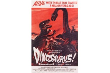 Dinosaurus Movie Poster (27 x 40)