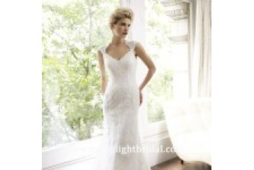 Moonlight Couture Wedding Dresses - Style H1214