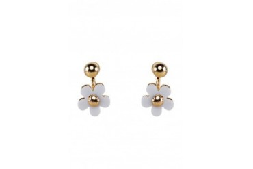 Saturation Two-Way Daisy Earrings