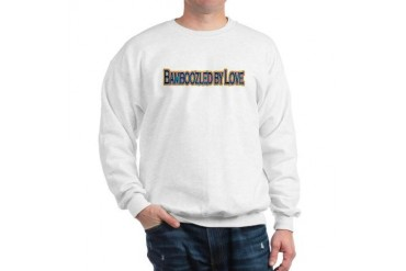 Bamboozled by Love Love Sweatshirt by CafePress