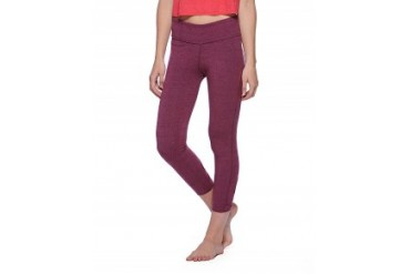 Alternative Apparel Move 'Move It' Leggings Burgundy, L