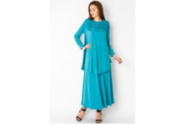 Sanban Spesial Collection Blouses Skirt Suits SET