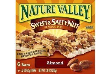 Nature Valley Sweet amp Salty Nut Almond Granola Bars