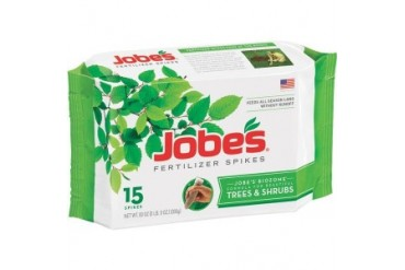 Easy Gardener Jobe S Tree amp Shrub Fertilizer Spikes - 15 Spikes 01610