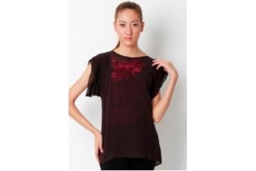 Chanira Applique Blouse