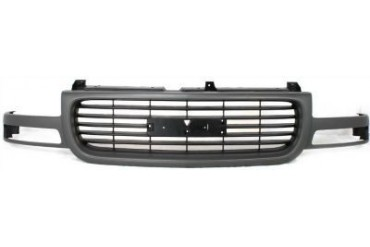 2002 GMC Sierra 1500 Grille Assembly Replacement GMC Grille Assembly 20021 02