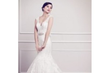 Kenneth Winston Wedding Dresses - Style 1573